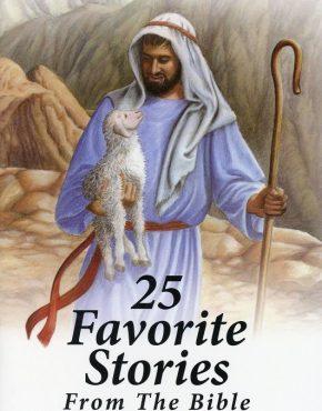 25 Favorite Bible Stories