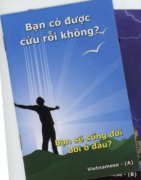Are You Saved? (Vietnamese)