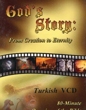 God's Story VCD (Turkish)