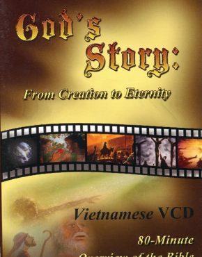 God's Story VCD (Vietnamese)