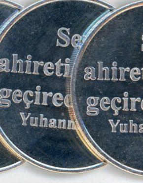 Gospel coins (Turkish)