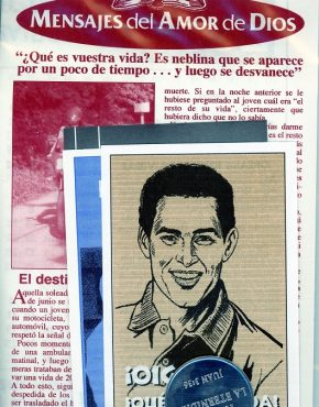 Gospel packet (Spanish)