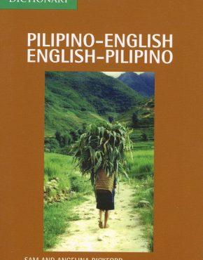 Pilipino-Eng/Eng-Pilipino Concise Dictionary