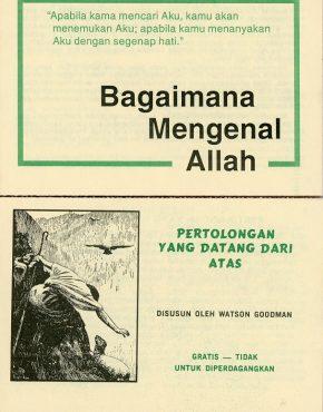 Scripture booklets  (Vietnamese)