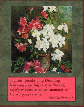 Scripture texts (Tagalog)