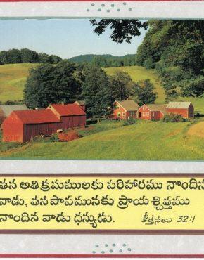Scripture texts (Telugu)