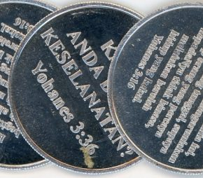 Gospel coin (Indonesian)